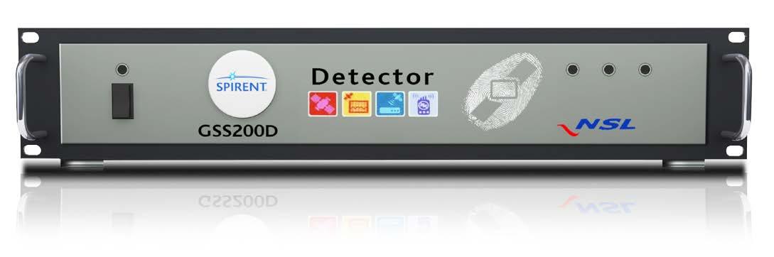 GSS200D Detector