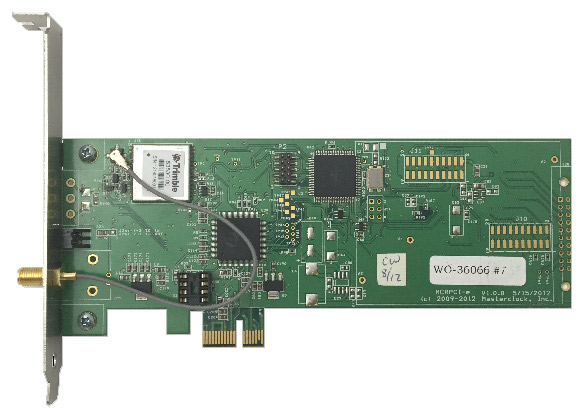 PCIe-GPS Network Card for GPS