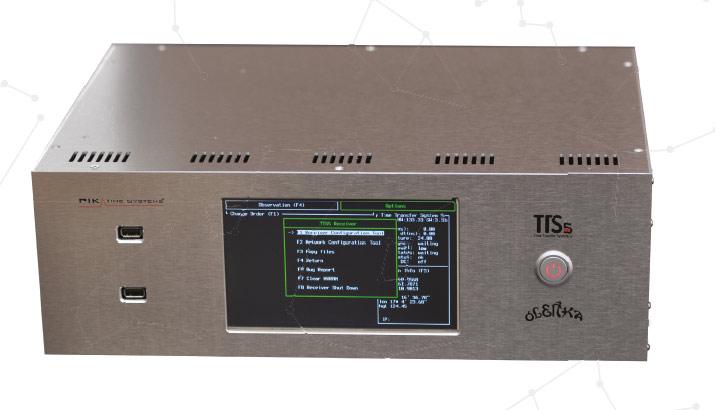 Time Transfer System TTS-5