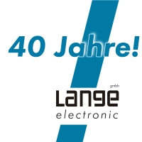 40th anniversary of Lange-Electronic!